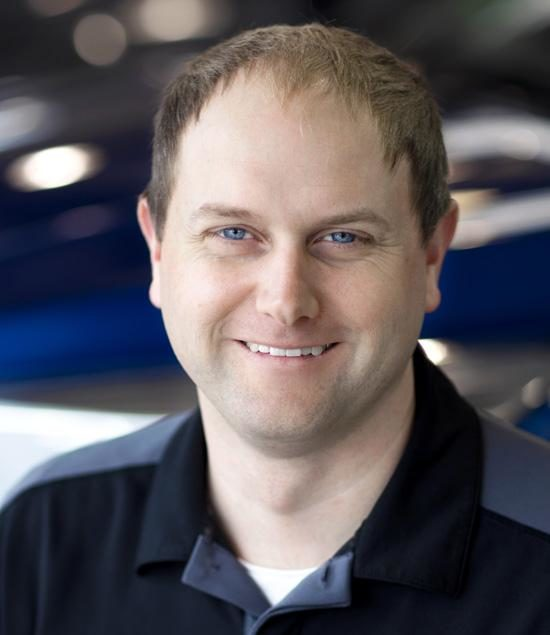 Luke Reynolds : Parts Manager