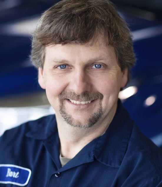 Bart Slot : Lead Race Tech