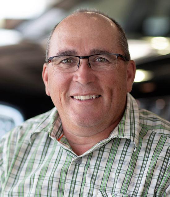 Tim Brooks : Sales
